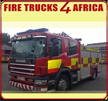 Fire Trucks 4 Africa
