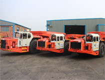 Autoparco United Mining Rentals