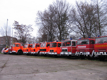 Autoparco Feuerwehrtechnik