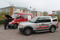 Autoparco Terberg DTS UK Ltd – Fire & Rescue Division