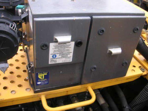 altre attrezzature Onbekend Amberg (432)Schutzbelüft. / protective ventilation