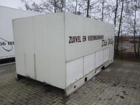 cassone furgonato DIVERSE container