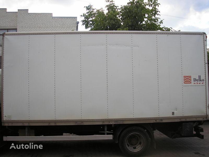 cassone furgonato MITSUBISHI canter