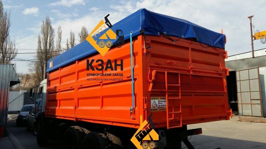 cassone ribaltabile KAMAZ 5320 nuovo