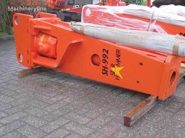 martello idraulico STAR Hammer SH 992 nuovo