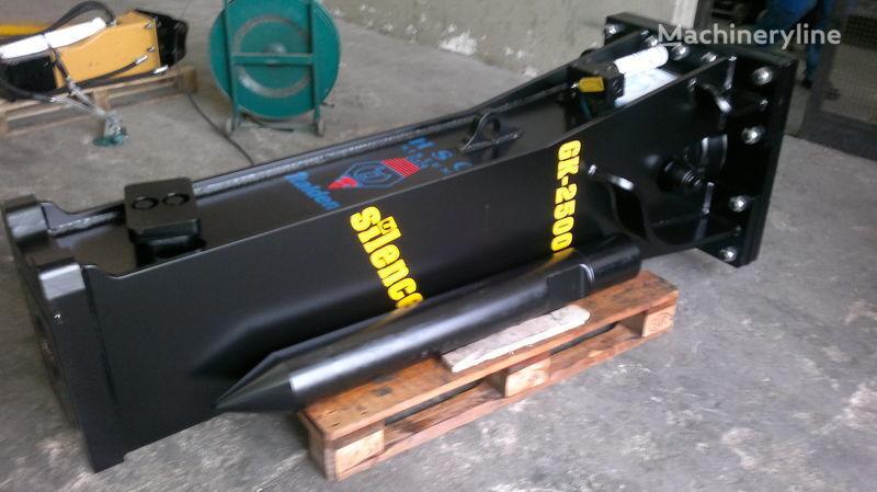 martello idraulico STAR Hammer G 2500S nuovo