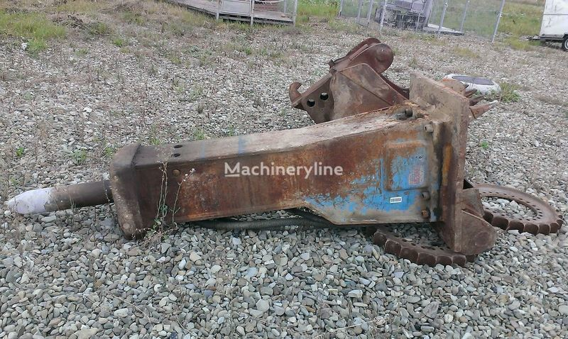 martello idraulico KRUPP 1000