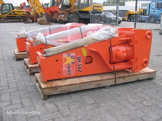 martello idraulico STAR Hammer SH562 nuovo