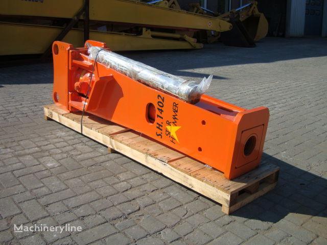 martello idraulico STAR Hammer SH 1402