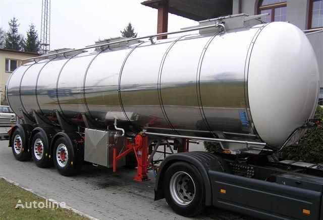 autocisterna SCHRADER 31500l 5950kg !!!