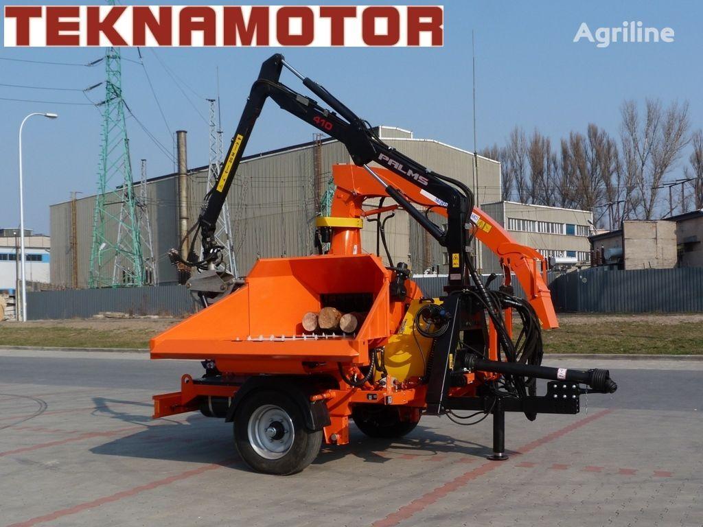 biotrituratore TEKNAMOTOR Skorpion 500 RB nuovo