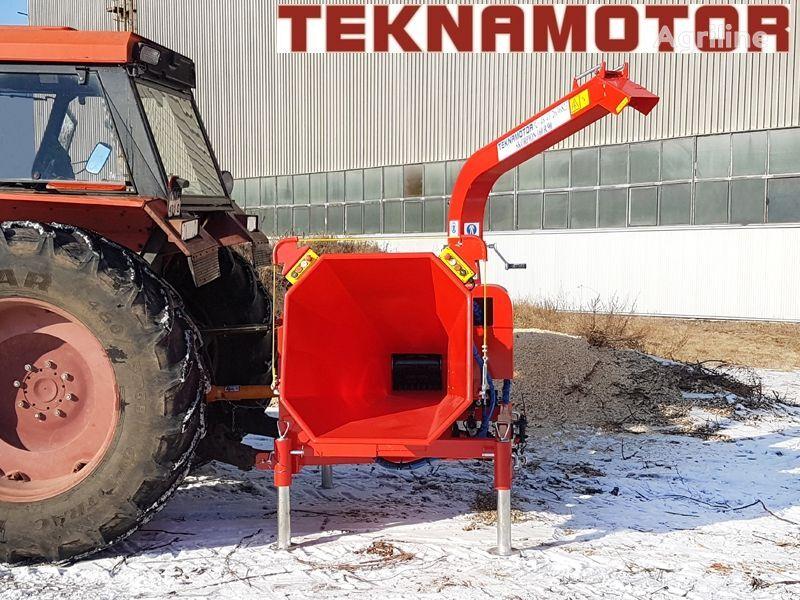 biotrituratore TEKNAMOTOR Skorpon 160 R/90 nuovo