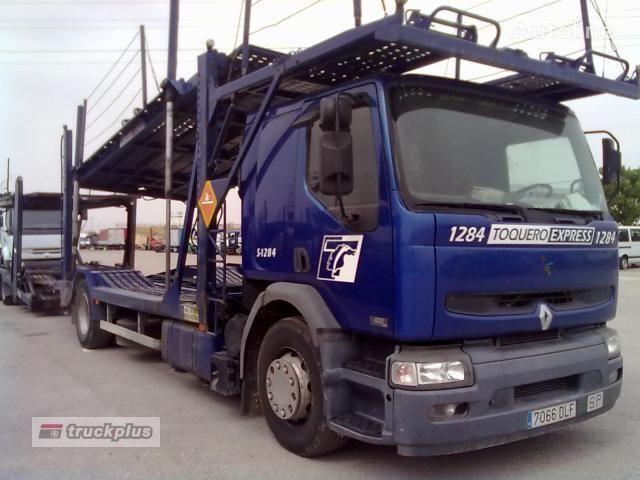camion bisarca RENAULT PREMIUM 420