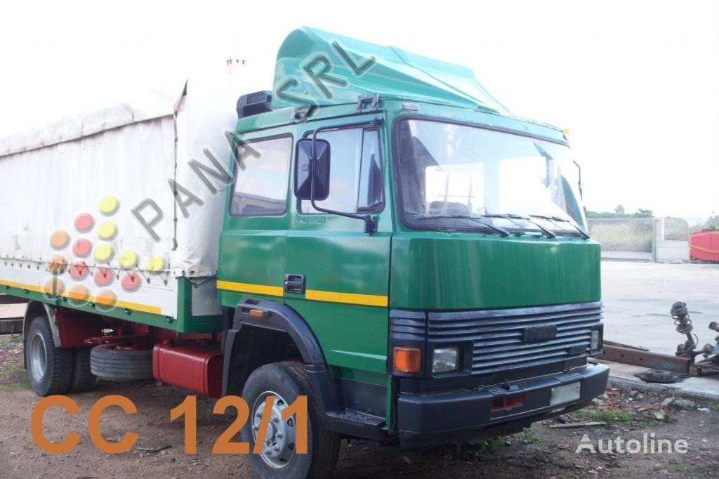 camion centinato IVECO 135 17