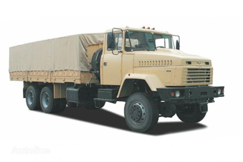 camion centinato KRAZ 6135V6