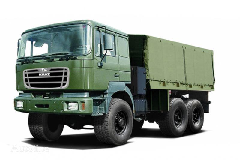 camion centinato KRAZ V12.2MEH