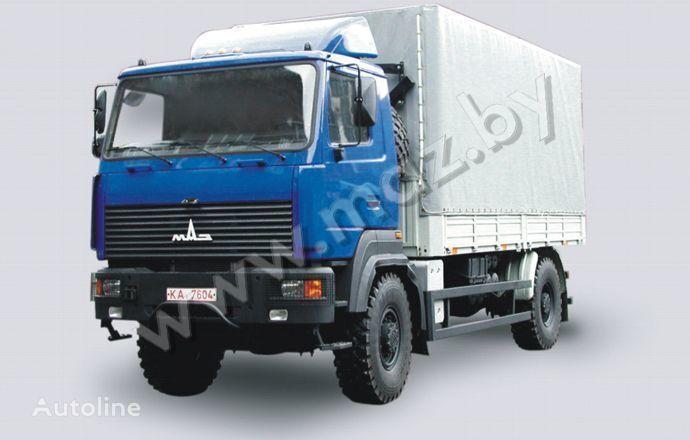 camion centinato MAZ 5309 Polnoprivodnyy