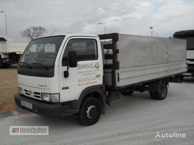camion centinato NISSAN CABSTAR 35.10