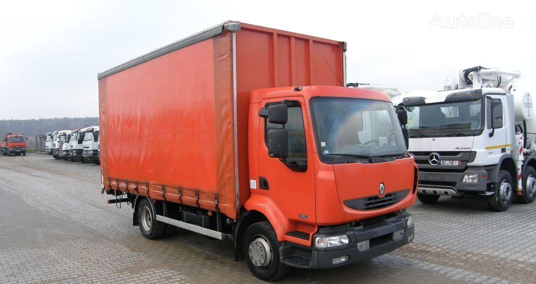 camion centinato RENAULT KERAX 220