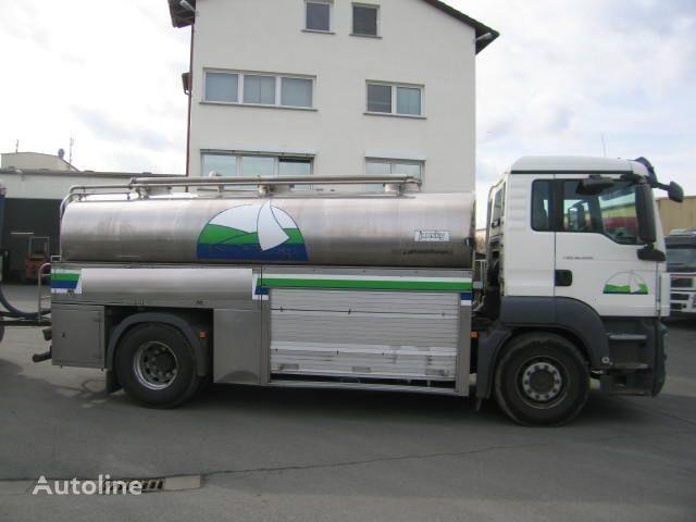 camion cisterna per latte MAN TGS 18.400 (No. 2779)