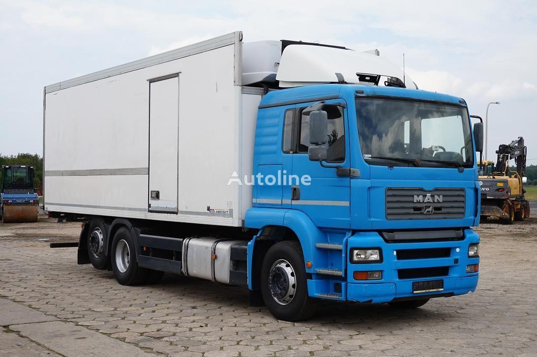 camion frigo MAN TGA 26.313