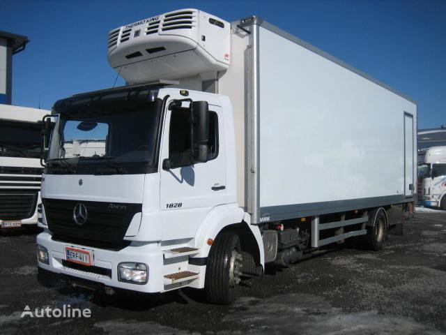 camion frigo MERCEDES-BENZ Axor 1828 L 57