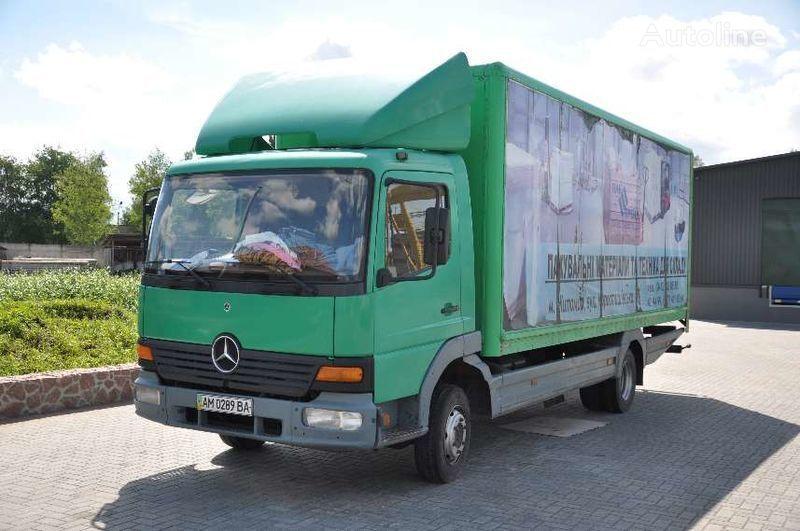 camion furgone MERCEDES-BENZ Altego 815