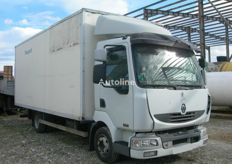 camion furgone RENAULT Midlum 220 DCI
