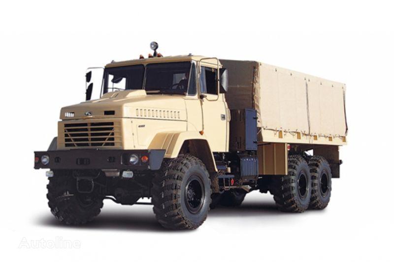 camion pianale KRAZ 6322