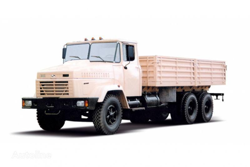 camion pianale KRAZ 65101