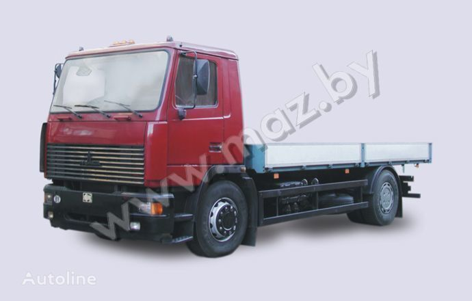camion pianale MAZ 5340 nuovo