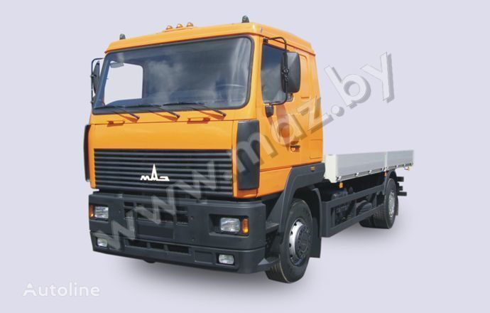 camion pianale MAZ 5340 A5 nuovo