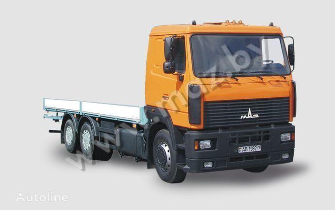 camion pianale MAZ 6312 A5