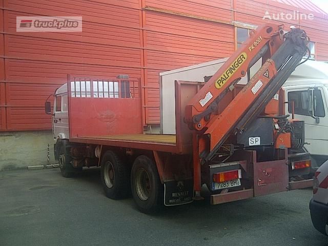 camion piattaforma RENAULT MANAGER G 330