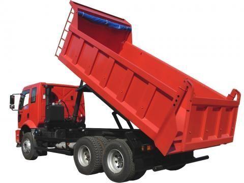 camion ribaltabile FORD CARGO 2530 D