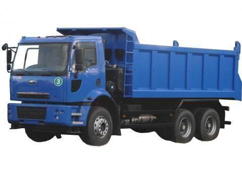 camion ribaltabile FORD CARGO 3530 D