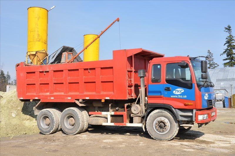 camion ribaltabile FOTON AS3251/2 «KOBALT»