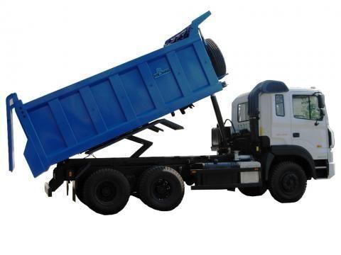 camion ribaltabile HYUNDAI HD 270