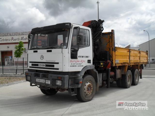 camion ribaltabile IVECO EURO TRAKKER 380 E42