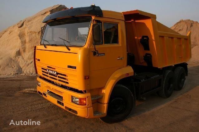camion ribaltabile KAMAZ 65115 nuovo