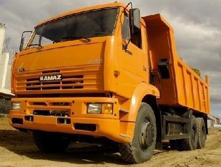 camion ribaltabile KAMAZ 6520 nuovo