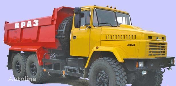 camion ribaltabile KRAZ 6133C6 nuovo