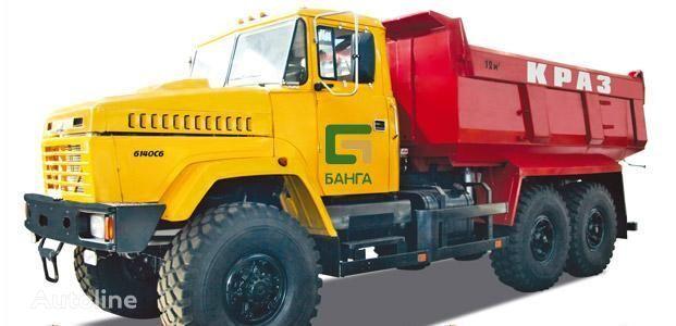camion ribaltabile KRAZ 6140C6 nuovo