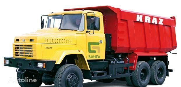 camion ribaltabile KRAZ 65032-068