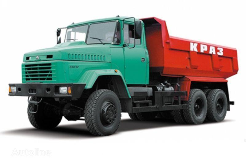 camion ribaltabile KRAZ 65032 tip 1