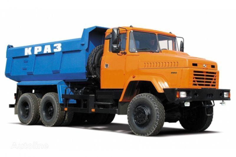 camion ribaltabile KRAZ 65032 tip 2