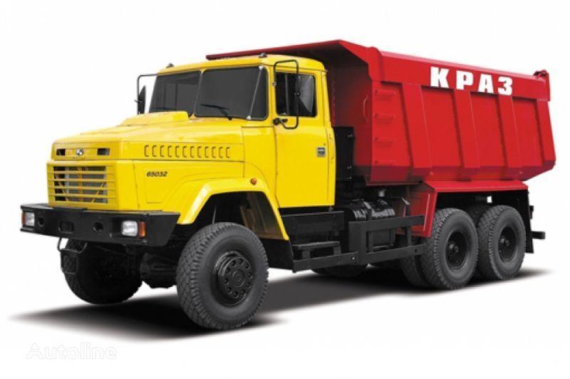 camion ribaltabile KRAZ 65032 tip 5