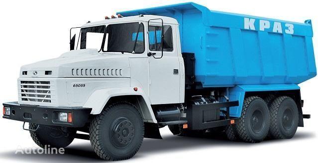 camion ribaltabile KRAZ 65055