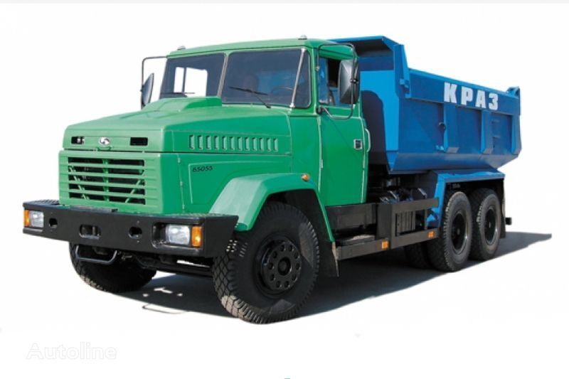camion ribaltabile KRAZ 65055 tip 1