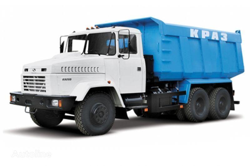camion ribaltabile KRAZ 65055 tip 3